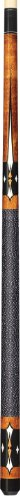 Energy By Players HC04 Classic Banded Spear Graphic Pool Cue, 21-Ounce