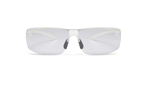 LG AG-F360W Alain Mikli 3D Designer Brille weiß