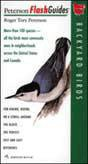 New Peterson Books Flash Guides Backyard Birds For Hiking Biking Or A Stroll Around The Block