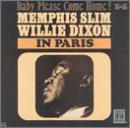 echange, troc Memphis Slim - In paris baby please come hom