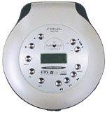 Brilliance Audio DMP-206b Soul MP3-CD Audiobook Player