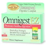 Digestive Aid: Omnigest-EZ Digestive Aid Caplets