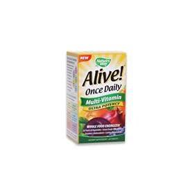 Nature's Way Alive!每日一片超活力综合营养素60粒S&S$10.97,