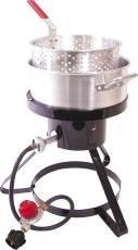 MASTERBUILT MB10 Classic Propane Fish Cooker with 10-Quart Pot