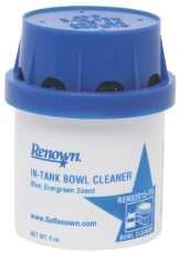 Renown Ren03015-Fr Renown Toilet Bowl Non-Acid Blue Tint Flush -Pack of 2 -Pack of 3