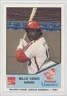 Willie Darkis (Baseball Card) 1984 Portland Beavers Cramer #211 by Portland Beavers Cramer