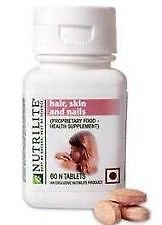 Amway Nutrilite Hair,Skin And Nails - 60 Tablets