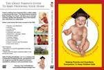 The Great Parents Guide To Baby Proofing Your Home - Full Length Dvd front-335106