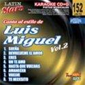 echange, troc Karaoke - Latin Stars Karaoke: Luis Miguel, Vol. 1