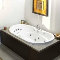 Maax Living 7242 Bathtub - 102757-000/102757-000