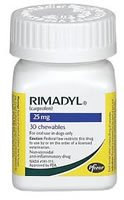 Rimadyl Rx, 25mg X 60ct Chewable Picture
