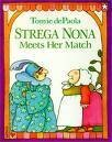 img - for Strega Nona Meets Her Match [UNABRIDGED] (Audio CD) book / textbook / text book