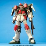 Gundam Seed 1/100 Buster model kit