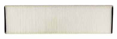 TYC 800066P Saturn/Chevrolet Replacement Cabin Air Filter
