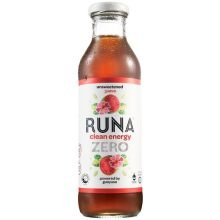Runa Unsweetened Guava Guayusa Tea, 14 Fluid Ounce -- 12 Per Case.