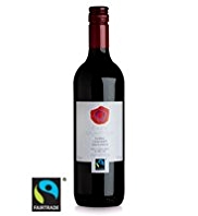 Fairtrade® Cape Quarter Red 2012 - Case of 6