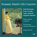 Romantic Danish Cello Concertos