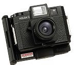 Polaroid HOLGA120FN カメラセットIII (フラッシュ内蔵)