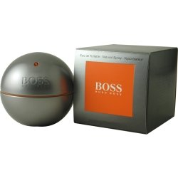 Boss in Motion (Orange) by Hugo Boss for men 3.0 oz Eau De Toilette EDT Spray