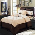 Madison Gold 12-Piece Comforter Set front-1035200