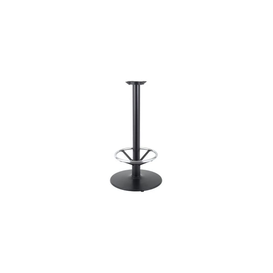 Royal Industries (ROY RTB 143) Stand Up Table Base   Round Base ,22 diam