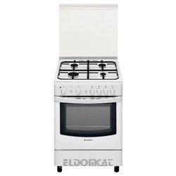 Hotpoint ariston cucina 60x60 4f gas forno gas con grill for Cucina hotpoint ariston