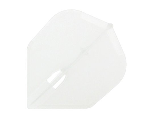 L-style Flight-L Shape Clear White