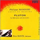 Philippe Manoury: Sonus ex Machina: Pluton