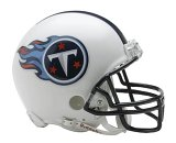 NFL Tennessee Titans Replica Mini Football Helmet
