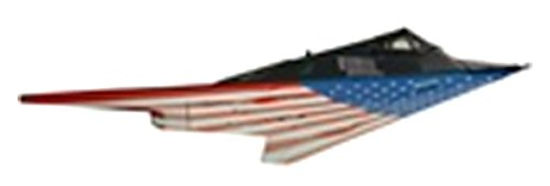1/150 DC F117 Stealth,Stars And Stripes
