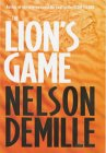 The Lion's Game (0316848115) by Demille, Nelson