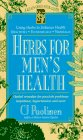 img - for Herbs for Men's Health (Good Herb Guide) book / textbook / text book