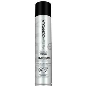 Keratin Coppola Complex Keratin Concept Titanium Extra Hair Spray 10 oz