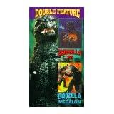 Godzilla 1985 / Godzilla Vs Megalon [VHS] ~ Godzilla 1985