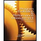 Program Evaluation & Performance Measurement- An Introduction to Practice by McDavid,James C.; Ingleson,Laura R. L.. [2006] Paperback