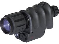ATN Night Storm-1 Stealth Black Gen 1+, 3.5x Night Vision Monocular