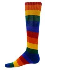 Red Lion Spectrum Rainbow Athletic Socks