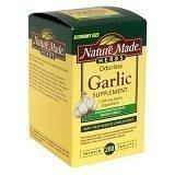 Nature Made Odor Control Garlic 1,250 Mg Garlic Equivalent,