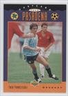 Enzo Francescoli Uruguay (Trading Card) 1994 Upper Deck World Cup English/Spanish #309