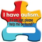 Lost & Found Temporary Tattoos - AUTISM - Child Safety Product