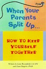 img - for When Your Parents Split Up: How to Keep Yourself Together (Plugged In) book / textbook / text book