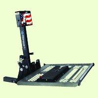 Harmar Al550 Electric Wheel/Chair Power/Chair Lift