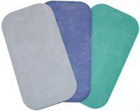 Non-Skid Kneeling Pad, light gray from Balanced Body