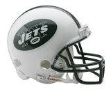 NFL New York Jets Replica Mini Football Helmet at Amazon.com