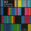 Bach: L Arte Della Fuga Per 4 Sax