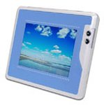 Digital Spectrum 5x7 PV1 MemoryFrame Personal Media Player
