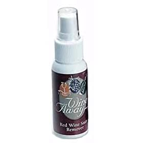 Wine Away Red Wine Stain Remover 2 Ounce Spray Bottle: Health & Personal Care