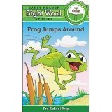 Frog Jumps Around - 'Up' & 'Down' (Early Reader Sight Word Stories Pre-School Prep) Board Book
