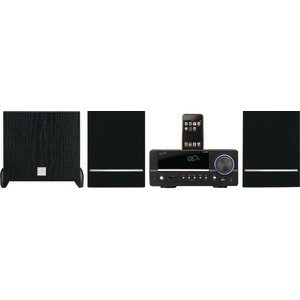 ILIVE IHH810B DVD HOME THEATER SYSTEM WITH IPOD DOCKILEH810B Picture