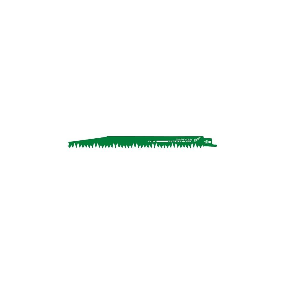 Milwaukee 48-00-1303 Sawzall Blade Wood 5 Teeth per Inch 12-Inch Length